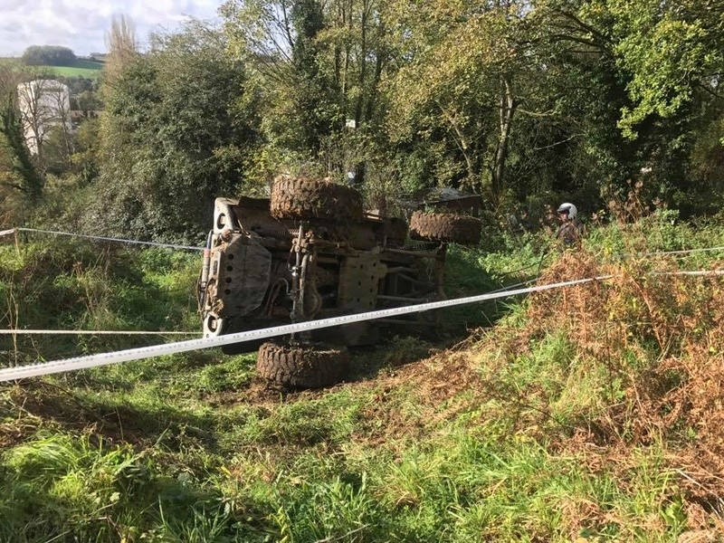 WE 27/29/10/2017, CHALLENGE 4X4 XTREME Haute Normandie Manche 1 Cascad10