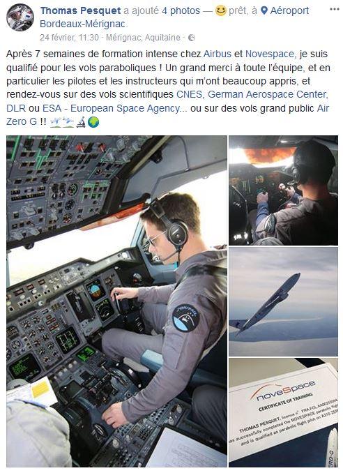 Thomas Pesquet - Astronaute français - Page 7 719a9d21