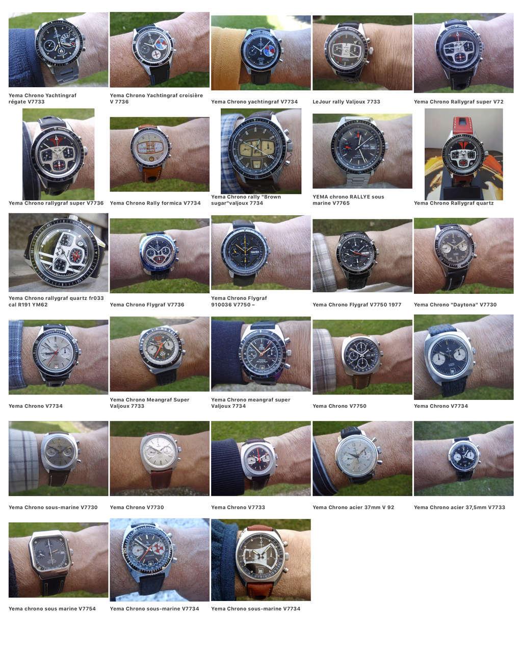 Daytona - Le club des heureux propriétaires de YEMA - Page 17 Chrono11