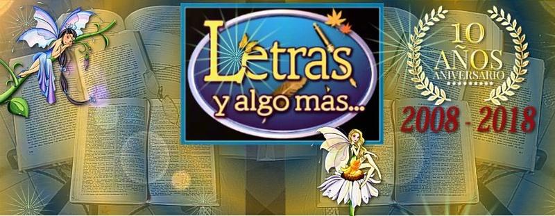 LETRAS Y ALGO MAS