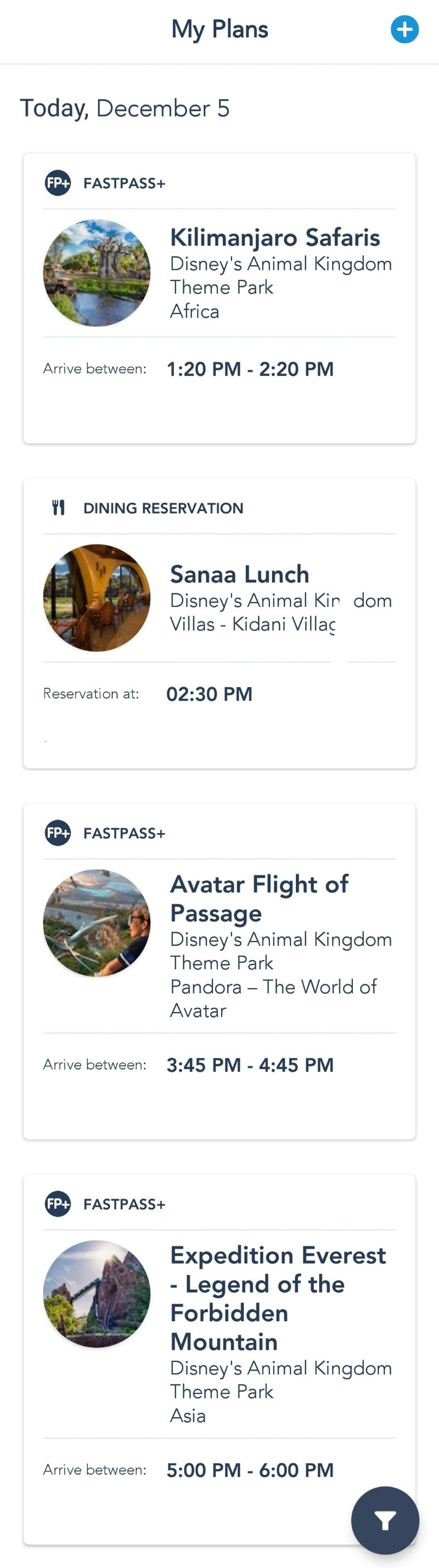 [Walt Disney World Resort] MyMagic+: FastPass+, MyDisneyExperience et MagicBands - Page 43 20181210