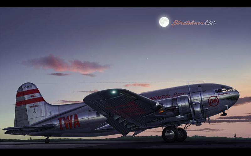 Stratoliner-Bis B-307-10