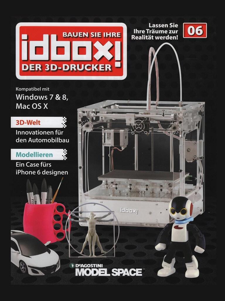 Construction d'une imprimante 3D multimatériaux - Kit Altaya model-space - Page 2 C5ah10