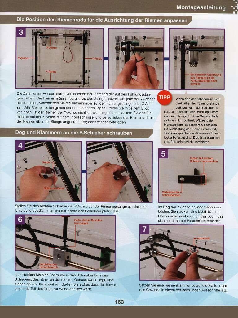 Construction d'une imprimante 3D multimatériaux - Kit Altaya model-space - Page 2 C5am10
