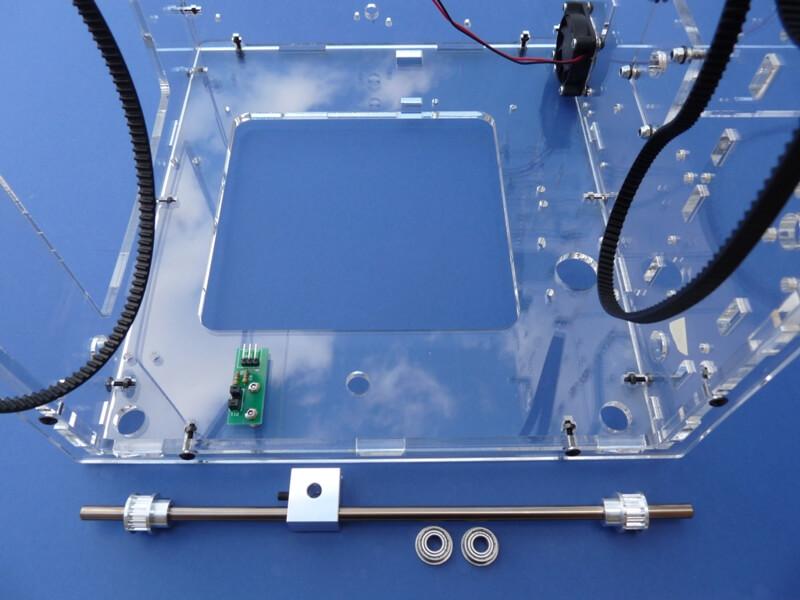 Construction d'une imprimante 3D multimatériaux - Kit Altaya model-space C5cg10