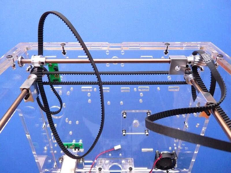 Construction d'une imprimante 3D multimatériaux - Kit Altaya model-space - Page 2 C5fo10