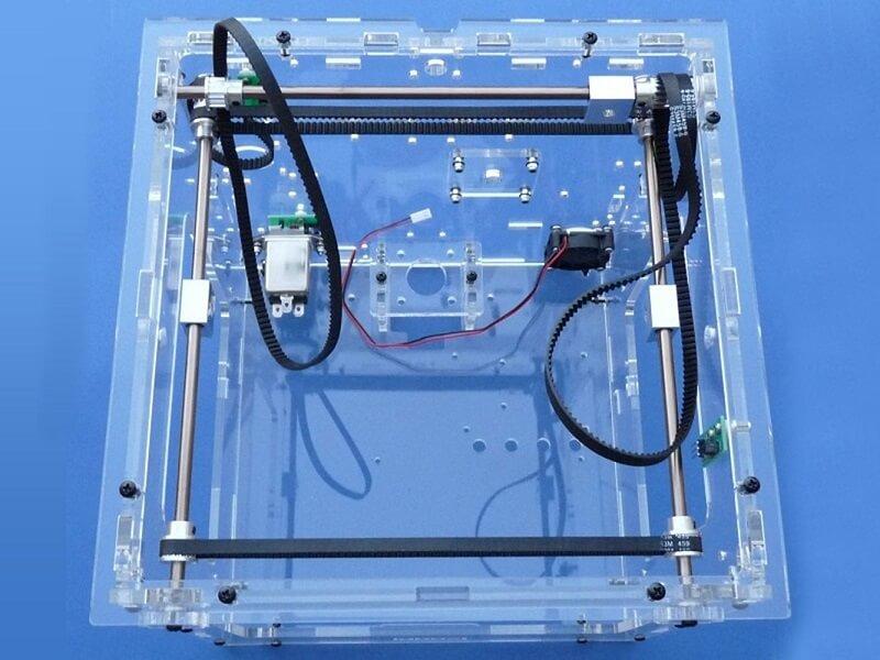 Construction d'une imprimante 3D multimatériaux - Kit Altaya model-space - Page 2 C5fq10