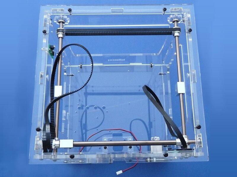 Construction d'une imprimante 3D multimatériaux - Kit Altaya model-space - Page 2 C5fs10