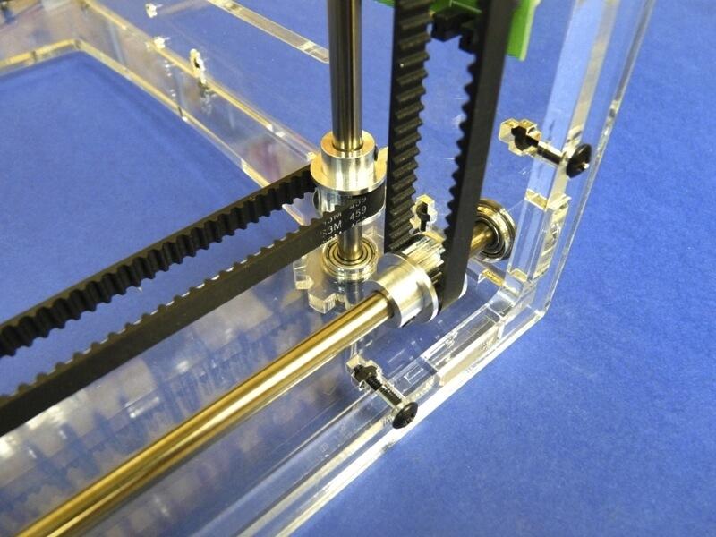 Construction d'une imprimante 3D multimatériaux - Kit Altaya model-space - Page 2 C6ef10