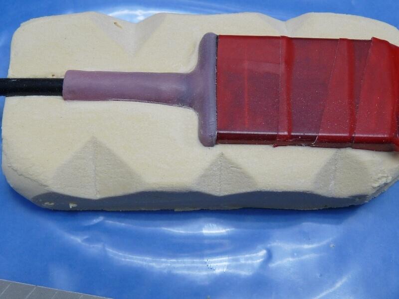 PLA malléable & Moulage plâtre Idf01710