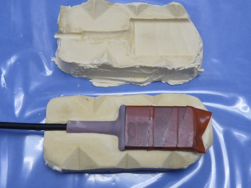 PLA malléable & Moulage plâtre Idf02310