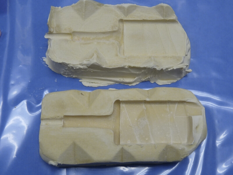 PLA malléable & Moulage plâtre Idf02410