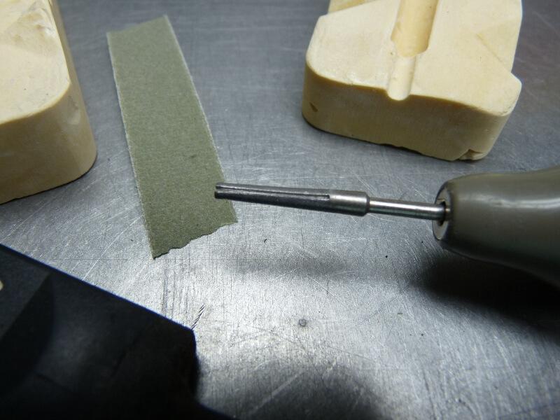 PLA malléable & Moulage plâtre Idf04410