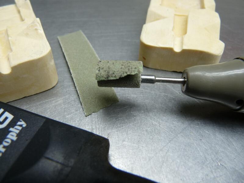 PLA malléable & Moulage plâtre Idf04510