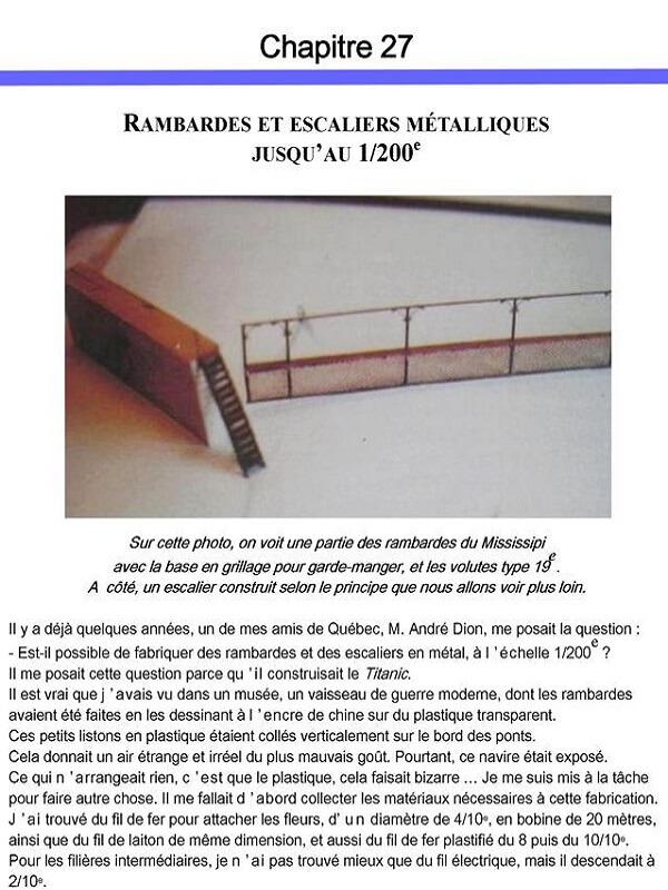 Astuces & Bricolage en Modélisme Naval - Michel Métivier  L021h10