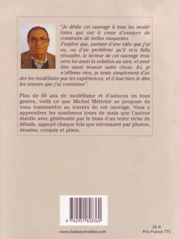 Astuces & Bricolage en Modélisme Naval - Michel Métivier  L021y10
