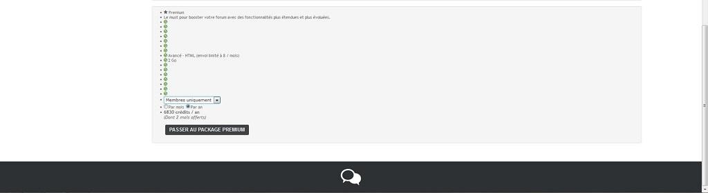 Découvrez les packages Forumactif : le nouveau moyen de faire évoluer vos forums - Page 2 Shoot110
