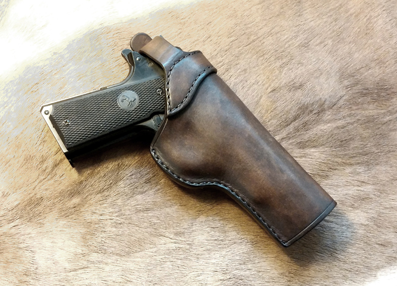 Les différents holsters pour 1911- NGcuirs Holste11