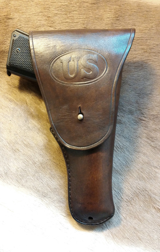 Les différents holsters pour 1911- NGcuirs Holste17
