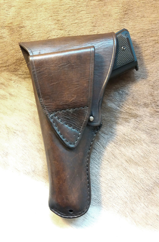 Les différents holsters pour 1911- NGcuirs Holste19