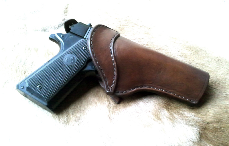 Les différents holsters pour 1911- NGcuirs Qa_19110