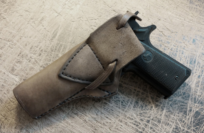 Les différents holsters pour 1911- NGcuirs Qa_19111