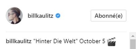 [Instagram Officiel] Instagram  Bill,Tom,Gus,Georg et TH - Page 23 Sans_t10
