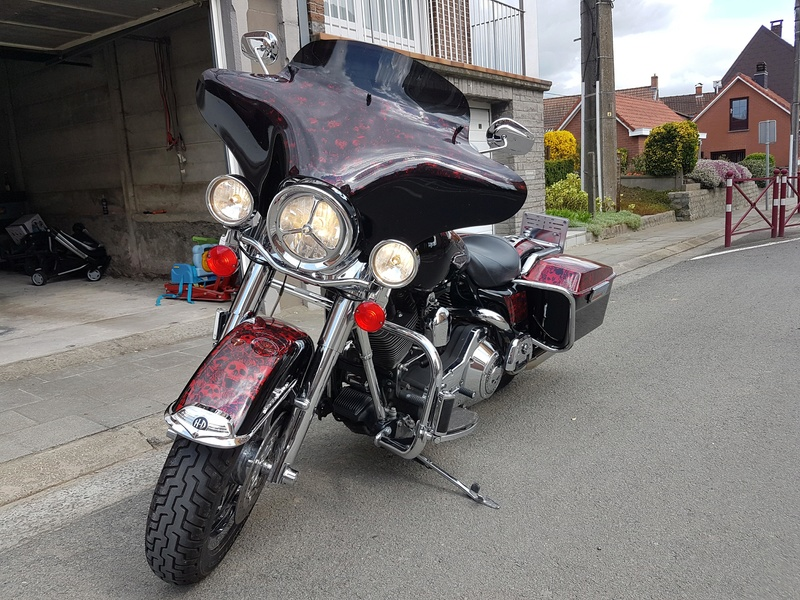 Vend road king 2006 30177210