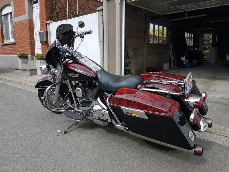 electra glide 1340 ou road king 1340 30223910