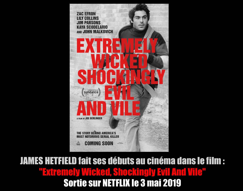 JAMES HETFIELD au cinéma pour la première fois sur Netflix ... 000012