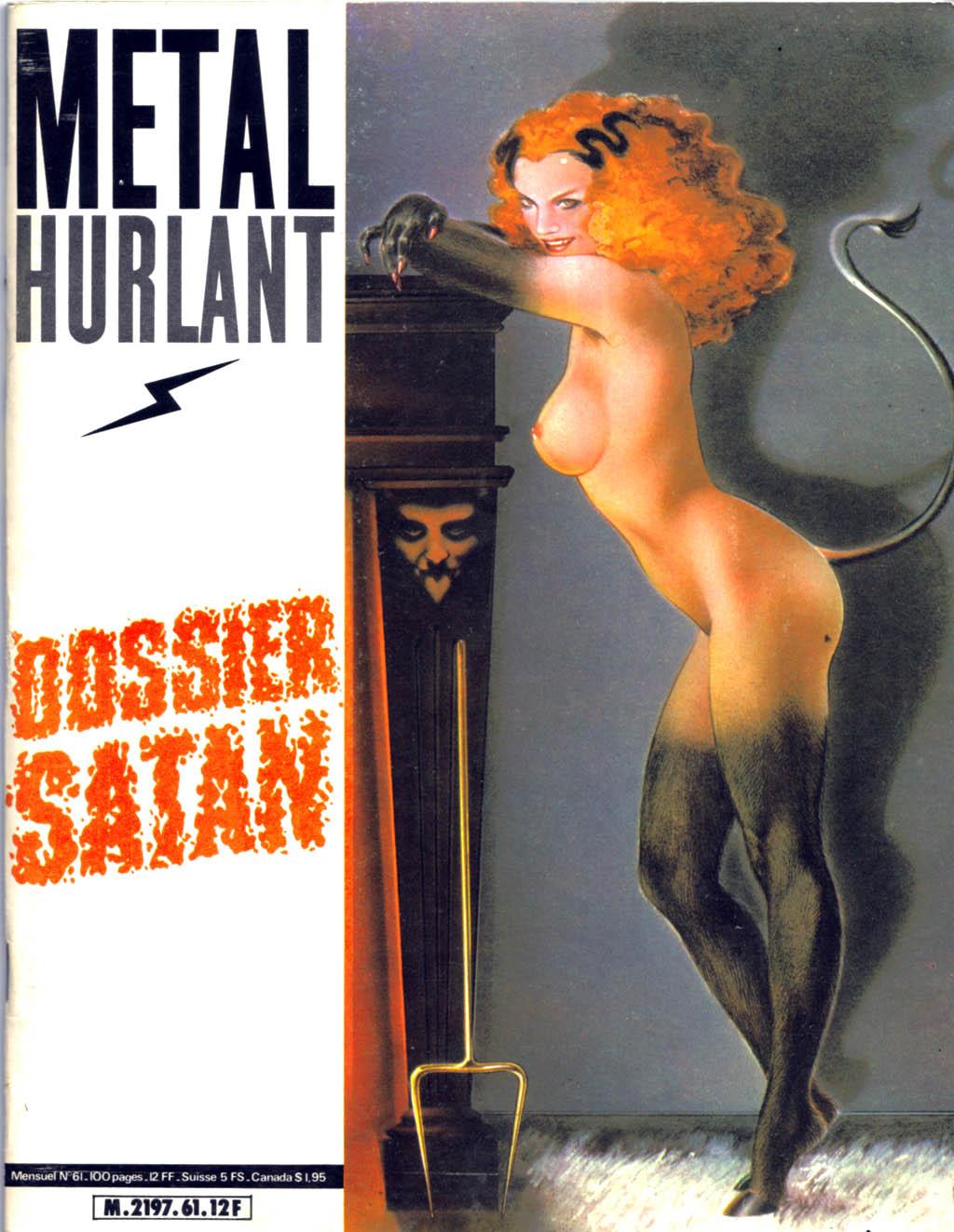 METAL HURLANT : le dossier Satan (Archive) 00110