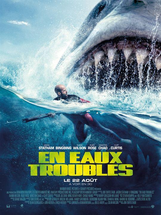 Bande annonce du film EN EAUX TROUBLES ... 00111310