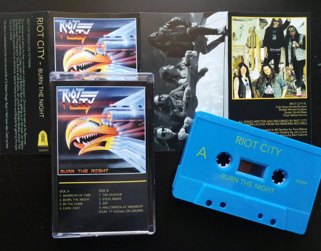 CASSETTE AUDIO is Back aussi ... 00168910