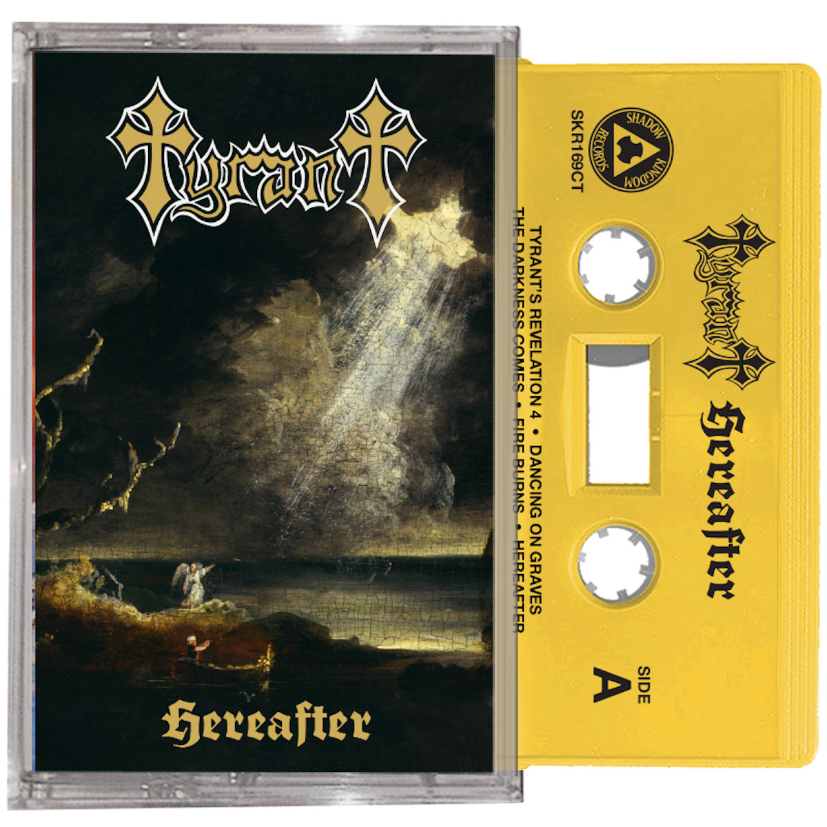TYRANT Hereafter (2020) Heavy Metal U.S.A 00189410