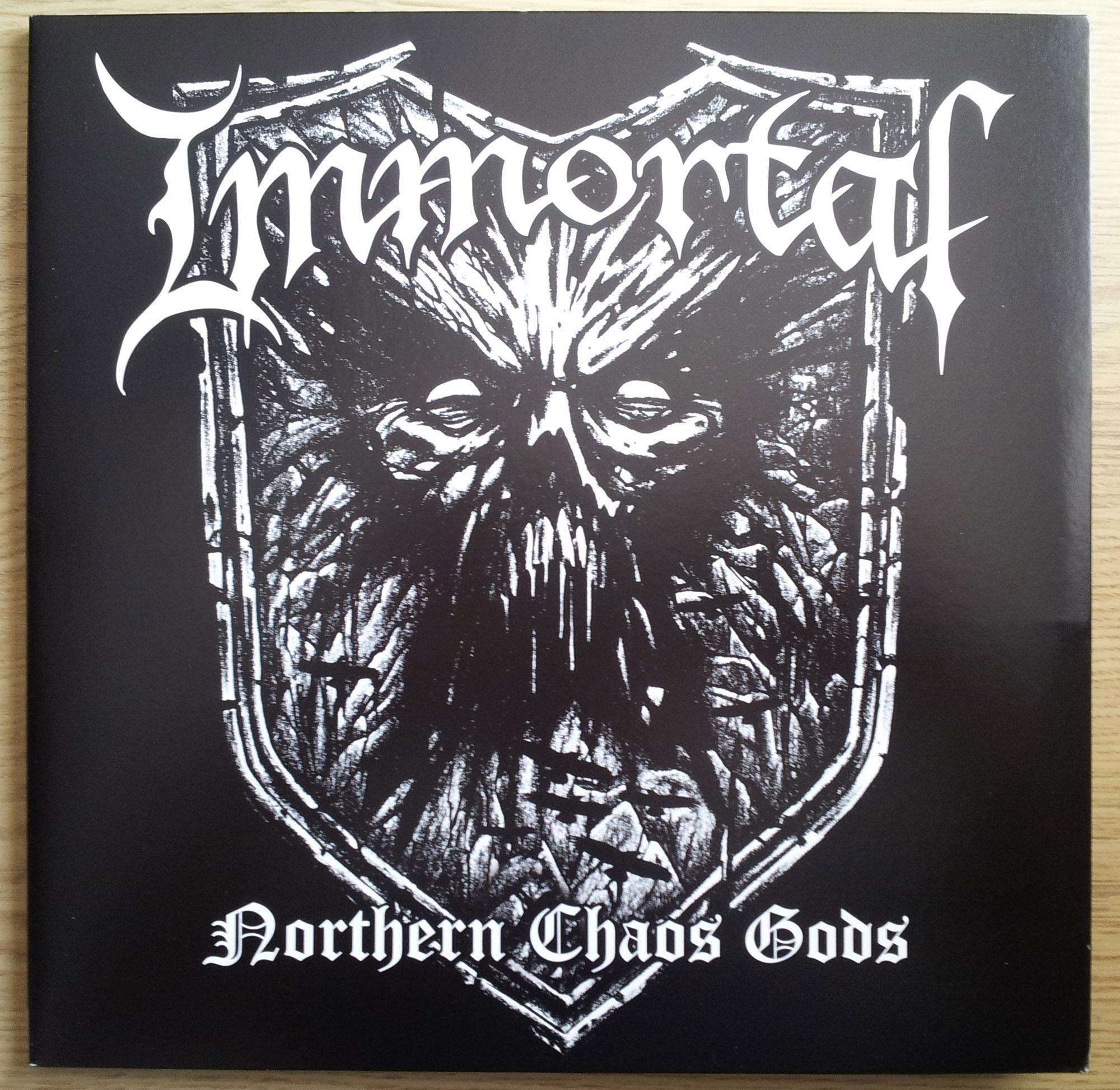 IMMORTAL Northern Chaos Gods (2018) Black Metal Norvège 0115