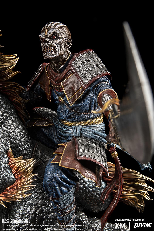 "Une nouvelle figurine ""IRON MAIDEN"" impressionnante disponible ... 0613"