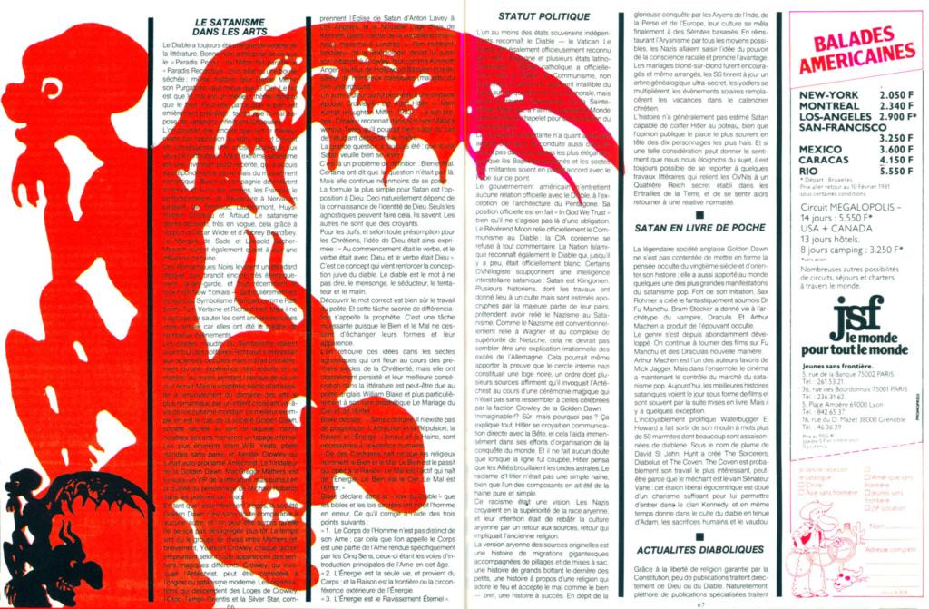 METAL HURLANT : le dossier Satan (Archive) 066-0610