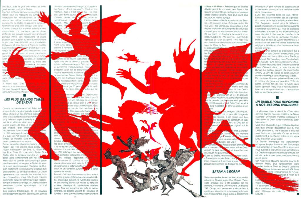 METAL HURLANT : le dossier Satan (Archive) 068-0610