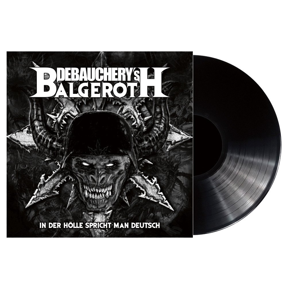 DEBAUCHERY VS. BALGEROTH  In der Hölle spricht man Deutsch (2018) Heavy/Death ALLEMAGNE 1000x115