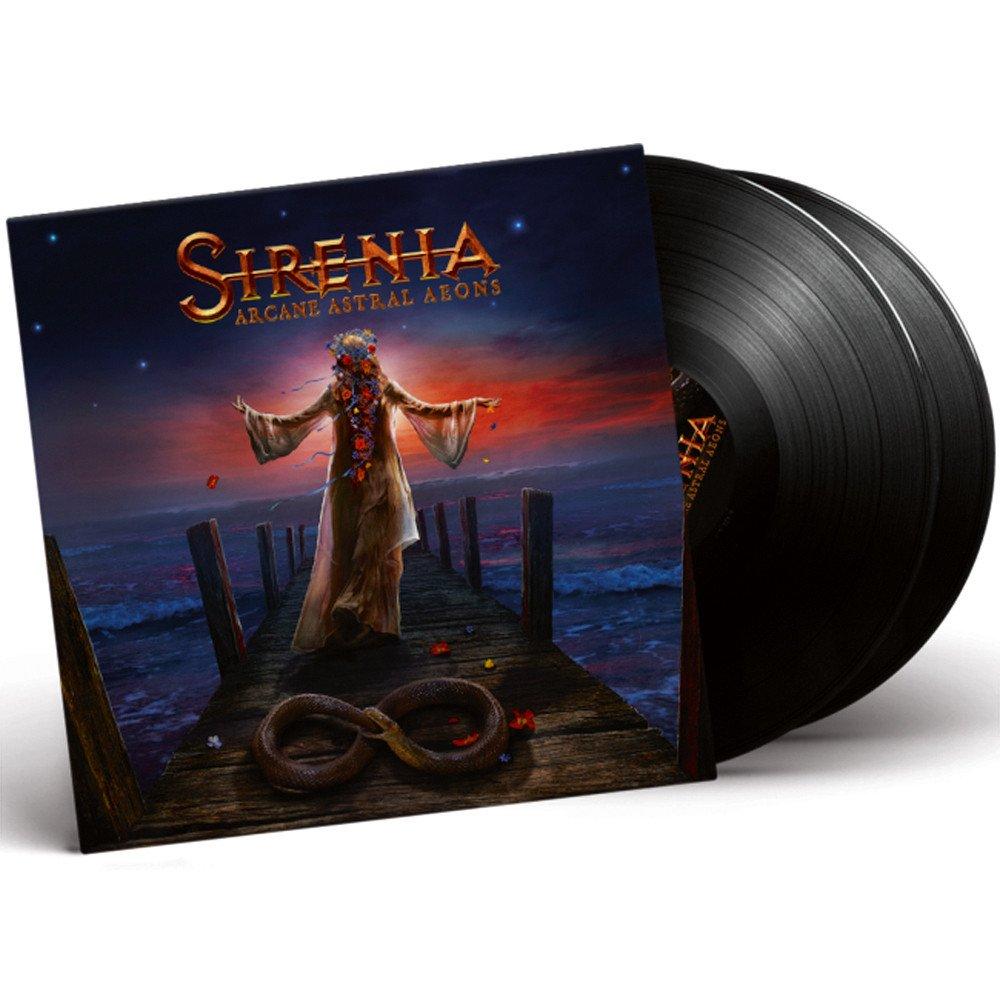 SIRENIA Arcane Astral Aeons (2018) Metal Symphonic Norvège 1000x118