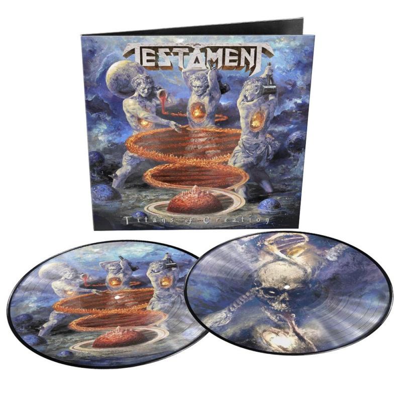 TESTAMENT Titans Of Creation (2020) Thrash U.S.A 1000x126