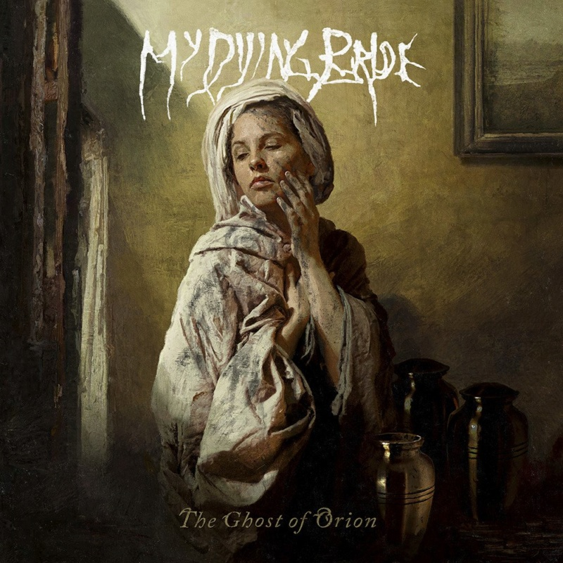 MY DYING BRIDE The Ghost of Orion (2020) Doom Metal Angleterre 1000x128