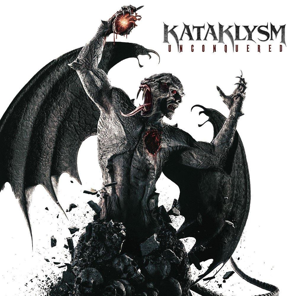 KATAKLYSM Unconquered (2020) Death Metal CANADA 1000x130