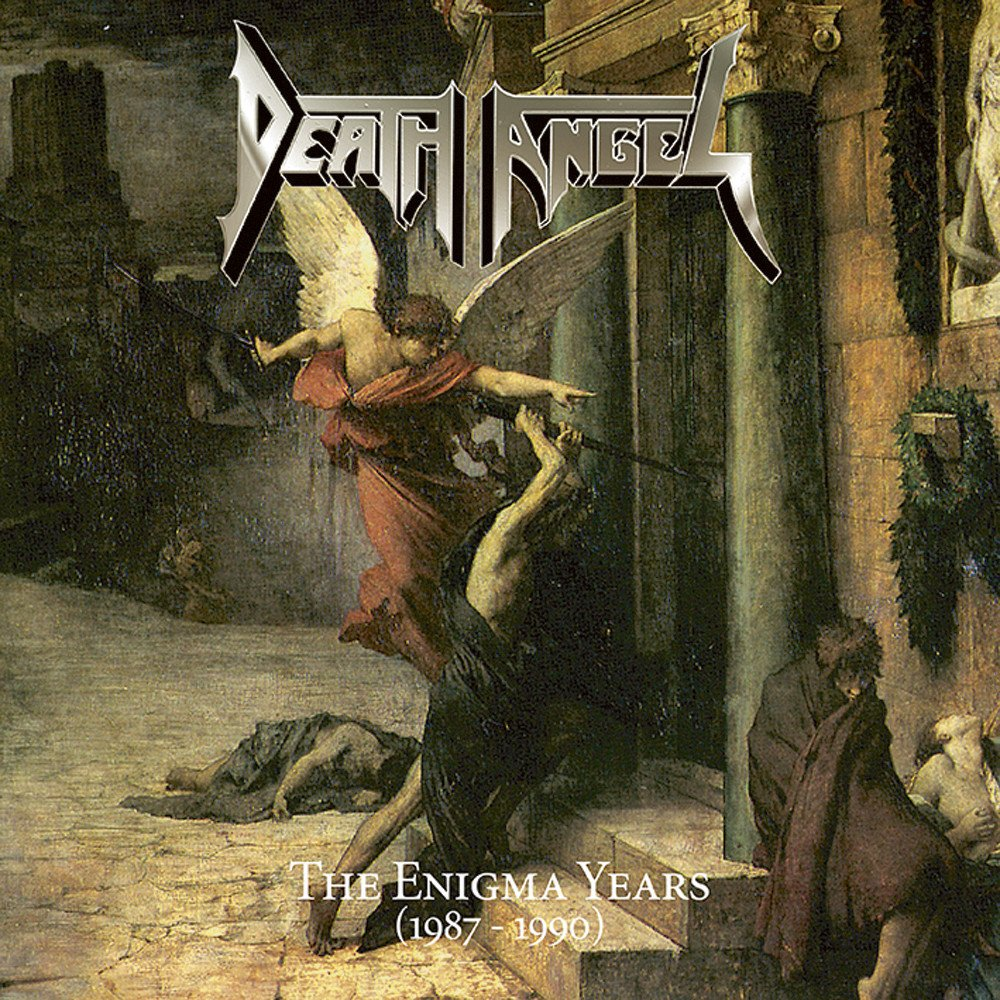 DEATH ANGEL: The Enigma Years 1987-1990 - Coffret de quatre CD en octobre 2020 1000x131