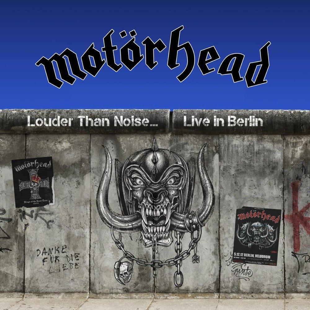 MOTÖRHEAD Louder Than Noise… Live In Berlin (2021)  1000x132