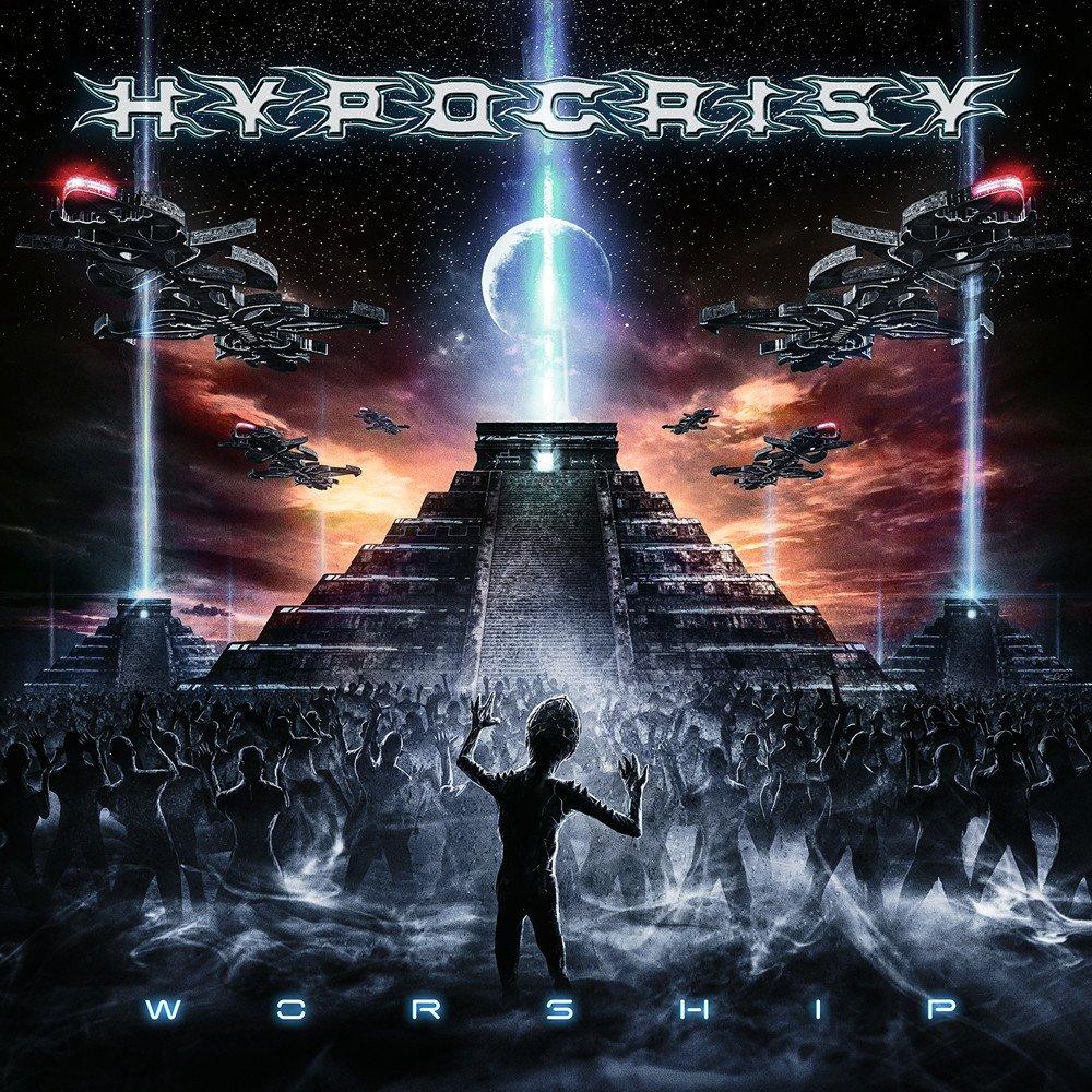 HYPOCRISY Worship (2021) Death Metal Melodic Suède 1000x135