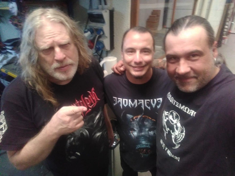 Lonewolf  groupe de Grenoble nouvel album le 25/09/2020 10165910