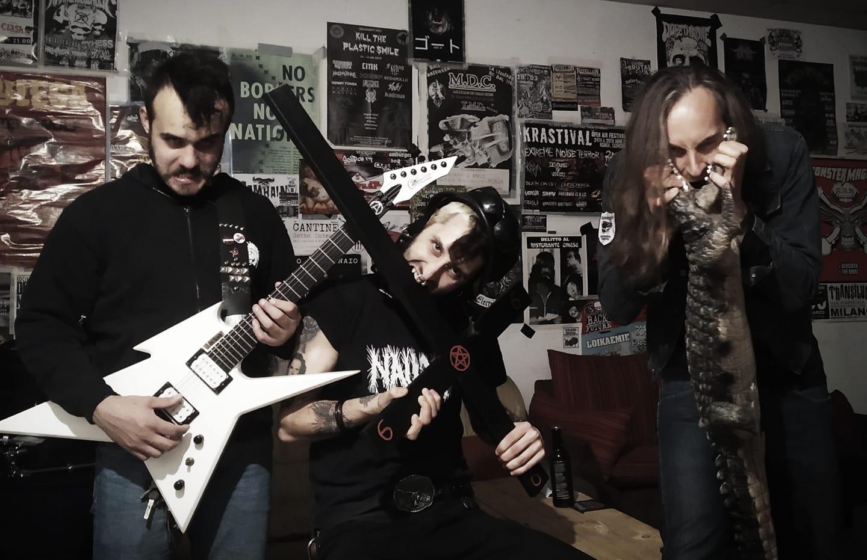 OVERCHARGE Metalpunx (2020) Metal Punk ITALIE 10266210
