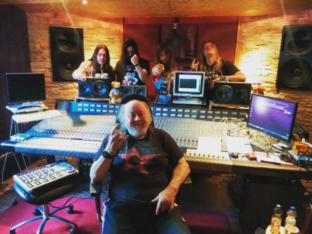 SODOM en studio pour un album cette année ... / sortie le 27 novembre ! 10298610