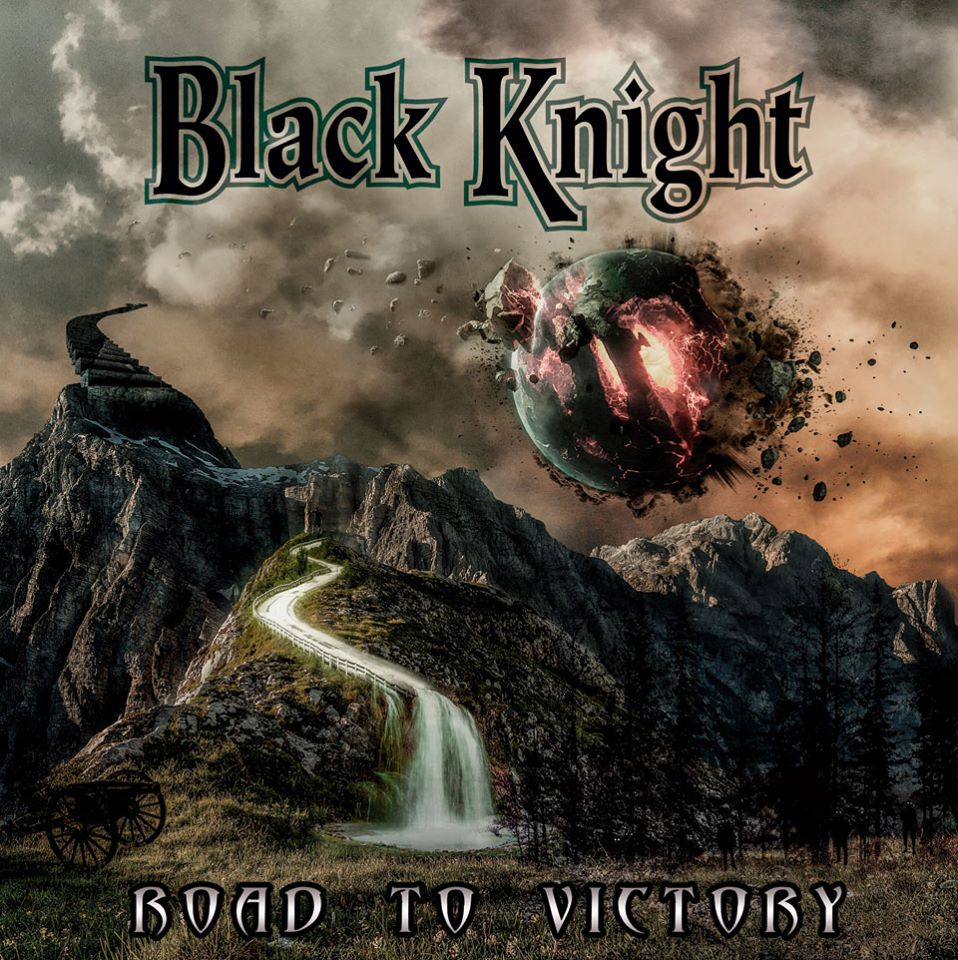 BLACK KNIGHT Road To Victory (2020) Heavy Metal  10378110